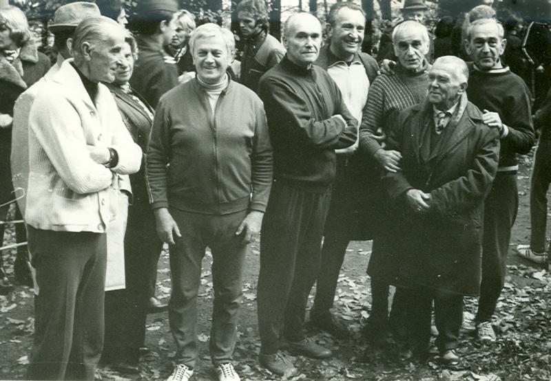 Zakladatelé po 50-ti letech